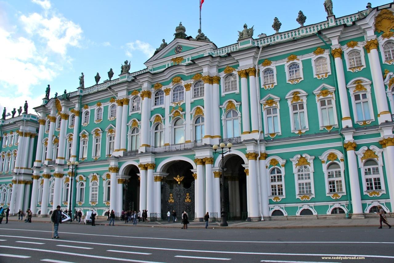 Санкт-Петербург Hermitage_d02