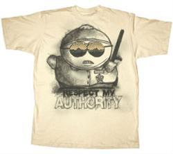 Odeća koju nosite Authority-south-park-tee-shirt