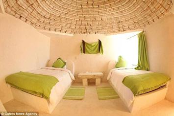 Hoteli nga kripa në Bolivi 23555