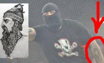 L'Italie sous le choc de la violence des hooligans serbes Skenderbeu