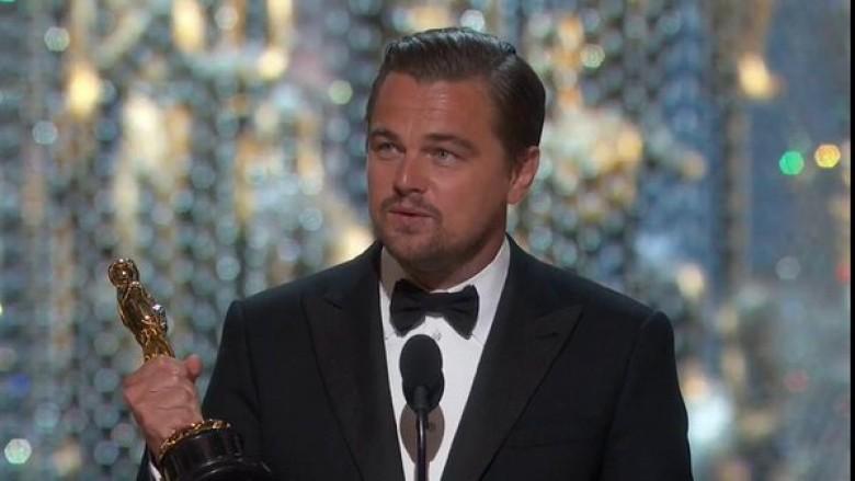 Leonardo DiCaprio fiton Oscarin! CcW1ojOUEAAoSlc-780x439