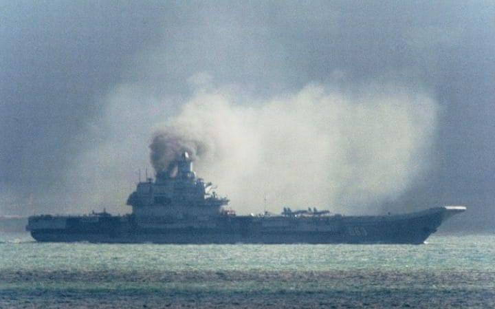 اخفاقات الاسلحه الروسيه  الأكثر إحراجاً عبر التاريخ 111714279_Russian-Admiral_Kuznetsov-Dover-NEWS-large_trans_NvBQzQNjv4BqIUD7FIZYZVCRioTuXLO_o99IhJEBWsOOhfLoEtUSHro