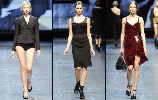 Défilé Dolce & Gabbana - Automne/hiver 2010-2011 Img-430