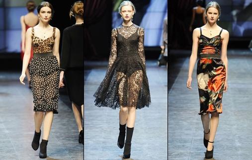 Défilé Dolce & Gabbana - Automne/hiver 2010-2011 Img-431
