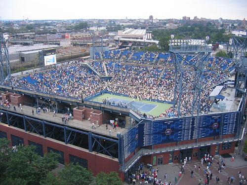 Teniski stadioni  Louis-Armstrong-Stadium