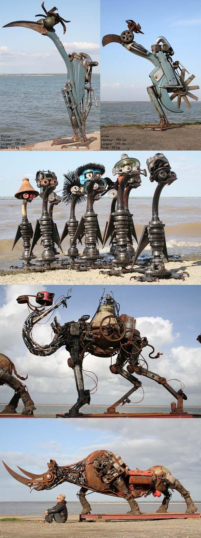 Art contemporain artistique Christian_champin_sculptures