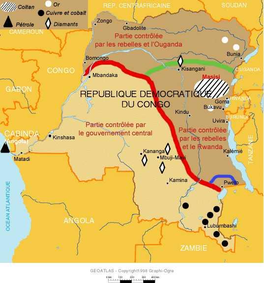 Le jeu de la France: Défense du pré-carré en tandem avec Israël? 0008781