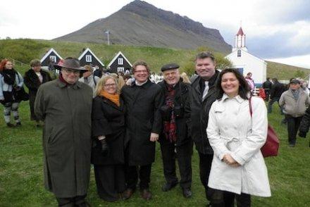 Les Islandais consultés sur un projet de constitution Arton47767-cd075