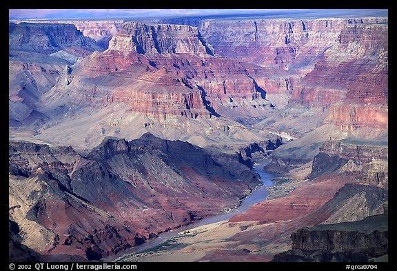 منتزة غراند كانيون الوطني * في ولاية أريزونا الامريكيــــة Grca0704