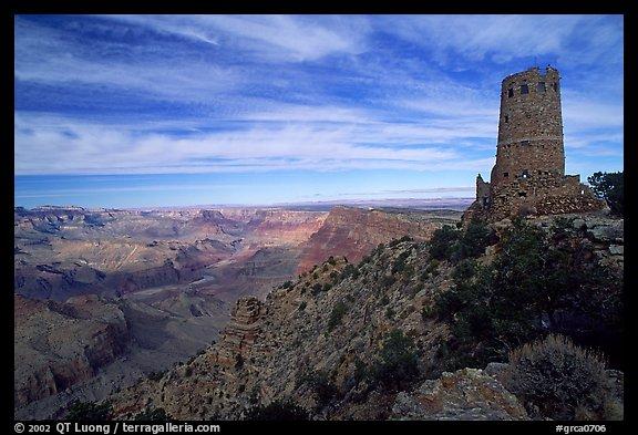 منتزة غراند كانيون الوطني * في ولاية أريزونا الامريكيــــة Grca0706
