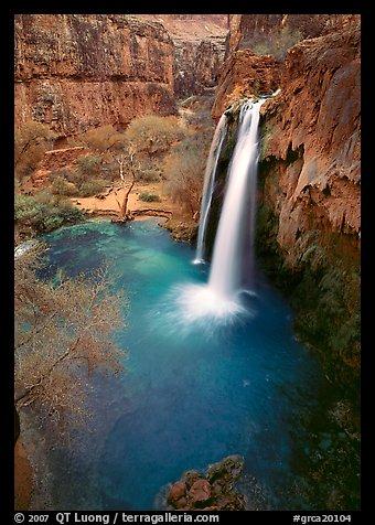 منتزة غراند كانيون الوطني * في ولاية أريزونا الامريكيــــة Grca20104