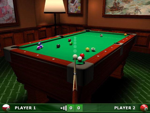 لعبة بلياردو ثلاثية الابعاد 2011 Ddd_pool