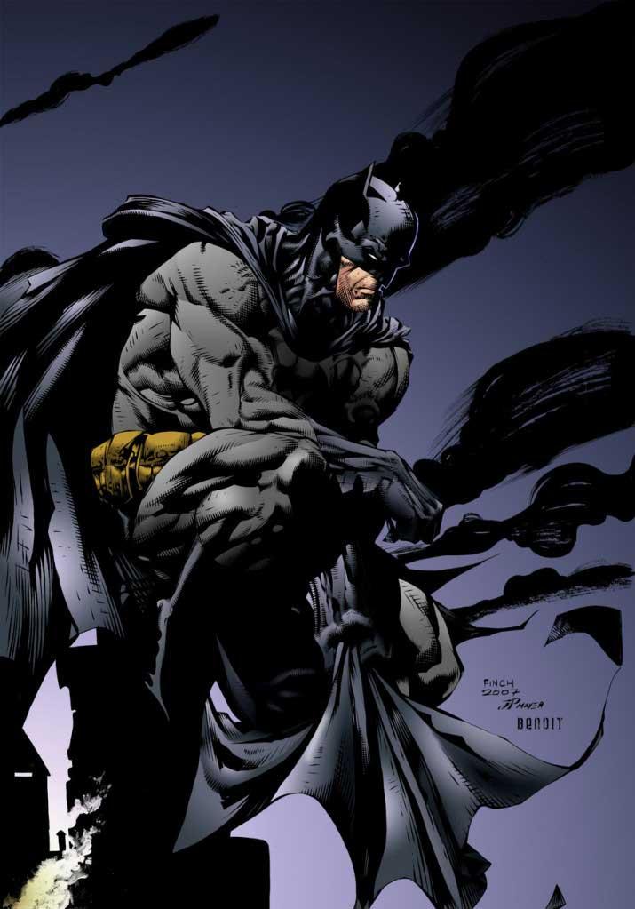 [CCXP 2015]Anúncios e Novidades. - Página 2 Batman-david-finch