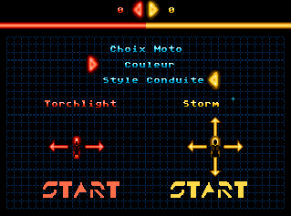 Tron Genesis Choix