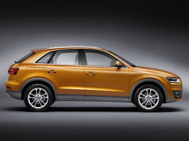 2018 - [Volkswagen] T Roc - Page 3 Audi-q3-profil