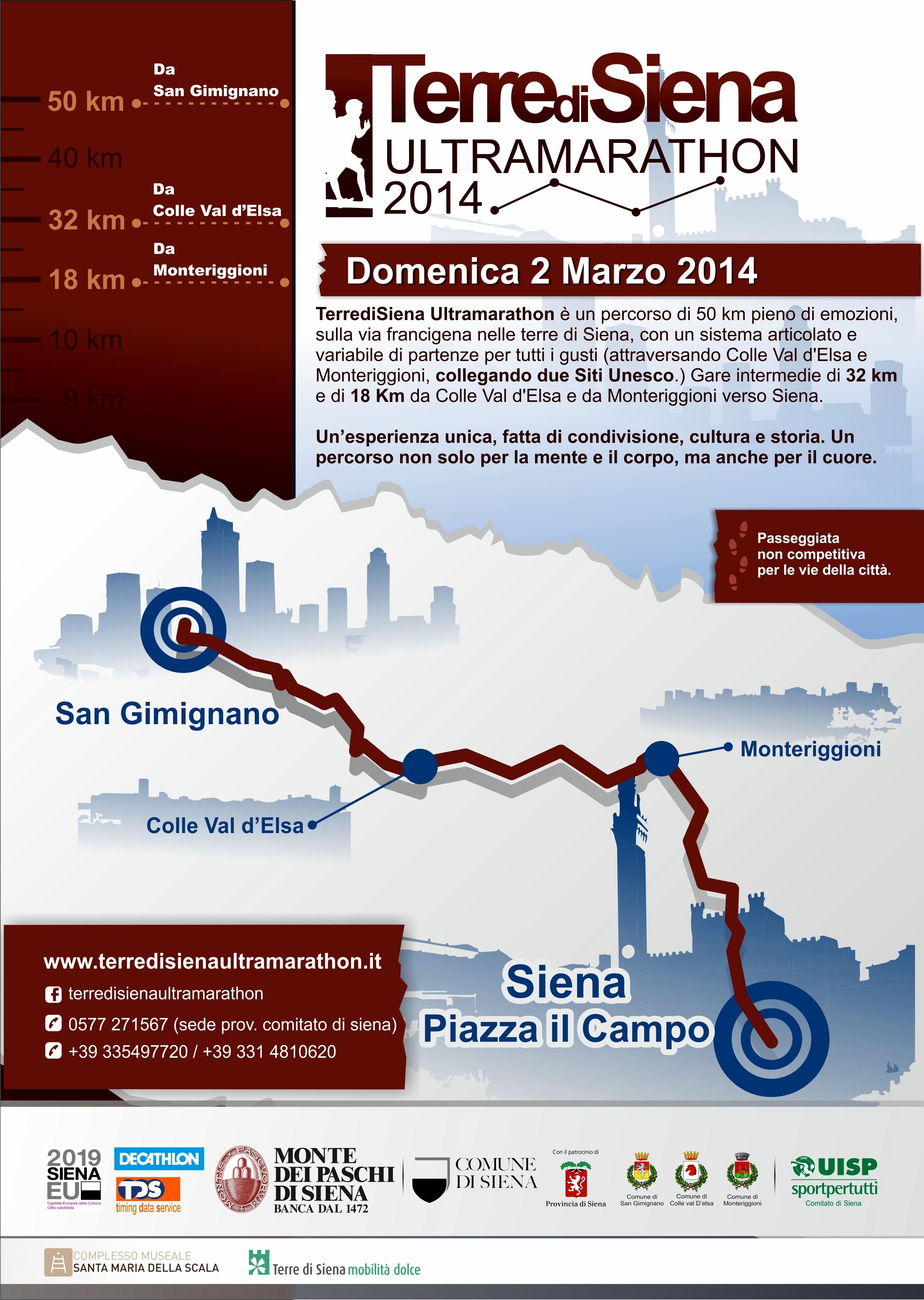 Terre di Siena Ultramarathon Volantino_terre_di_siena_ultramarathon_fronte