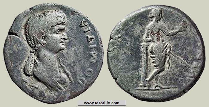 Que moneda puede ser esta? Domicia_m1
