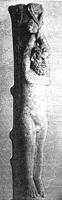I chiodi della croce Palo