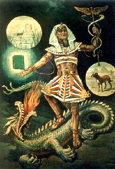 Imagenes de la Biblia Thoth-hermes
