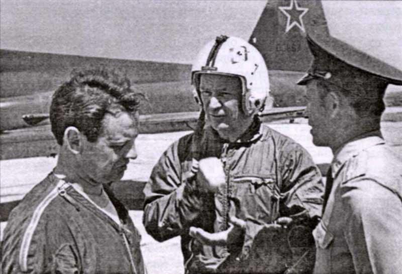 ISPITIVANJE PROTOTIPA AVIONA RF–5E U SAD 1980. GODINE F5_2