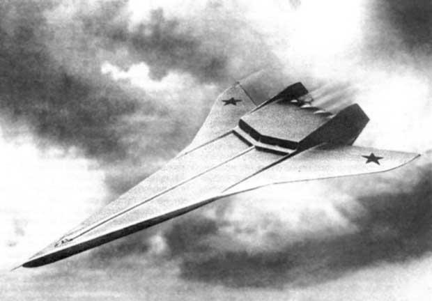 Development of Ekranoplans A57