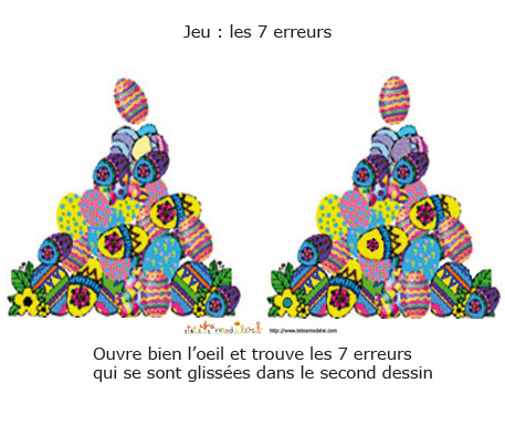 """Les """"Stupid Zèbres"""" c'est nous... - Page 3 Jeu-erreur-paques-3"""