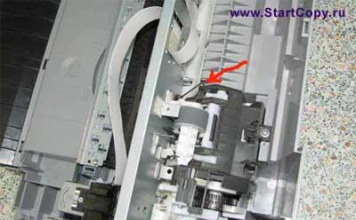 Разборка МФУ Canon MP150, MP160, MP170, MP180 73-17