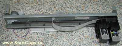 Разборка МФУ Canon MP150, MP160, MP170, MP180 73-19