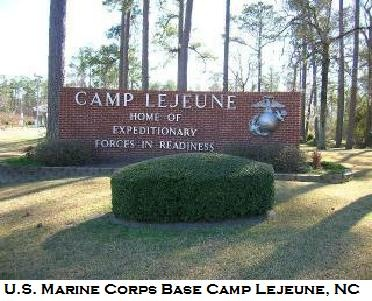 History of CAMP LEJEUNE Lejeunecaption1