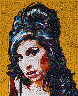 Artista crea ritratto con lattine - Pagina 2 260x01313148276464amy_ARTICOLO