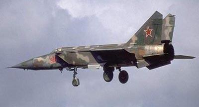 طائرات حربيه منوعه Mig25