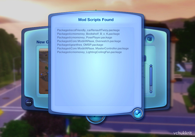 ✎ สอนติดตั้ง Custom Content The Sims 3 & The Sims 4     00003890