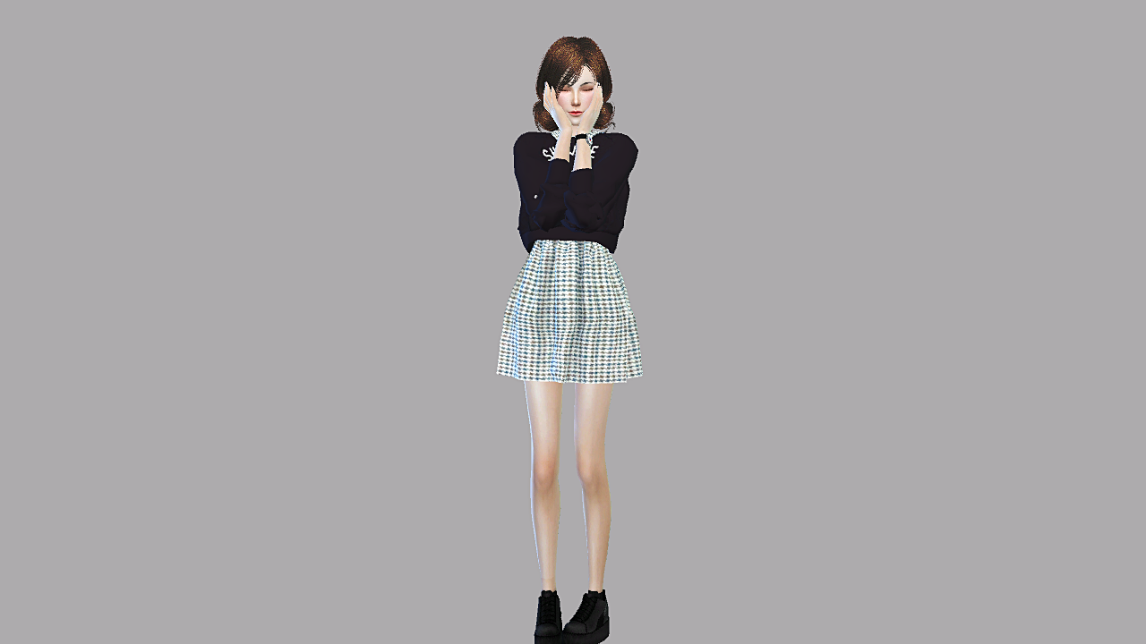 [TS4]..♥แจกซิมส์น่ารักๆ อัพบ่อย♥..!!{21/04/2019}NEW!     00303605