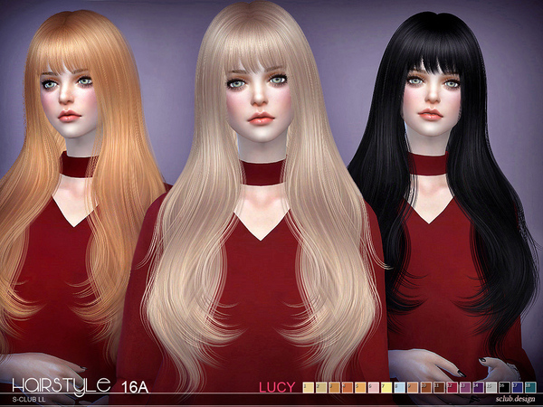••.•´¯`•.••【the sims 4】up#1 แจกเสื้อผ้าสไตล์เกาหลี ••.•´¯`•.••   00315578