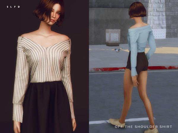 ••.•´¯`•.••【the sims 4】up#1 แจกเสื้อผ้าสไตล์เกาหลี ••.•´¯`•.••   00315586