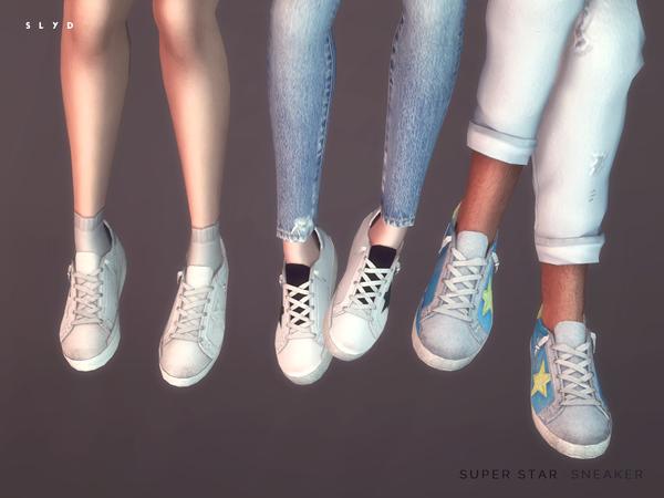 ••.•´¯`•.••【the sims 4】up#1 แจกเสื้อผ้าสไตล์เกาหลี ••.•´¯`•.••   00315592