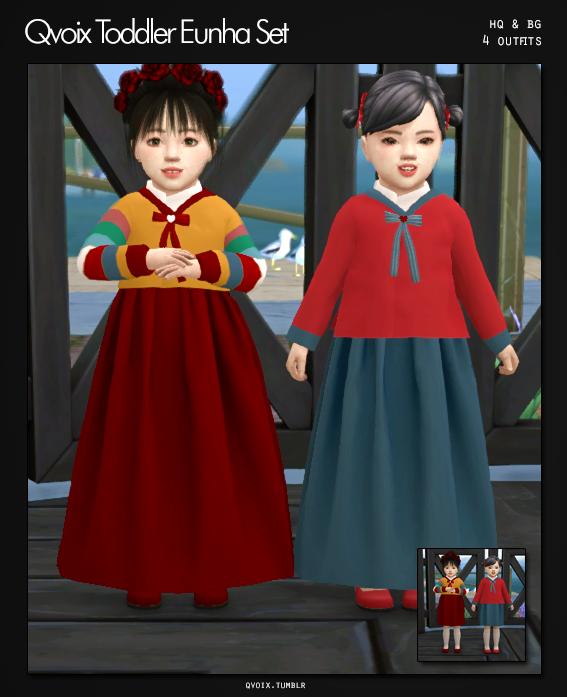 [The Sims 4] แจกเสื้อผ้าจร้า 00340772