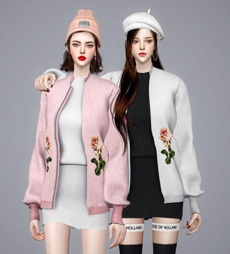 [The Sims 4] แจกเสื้อผ้าจร้า 00340774