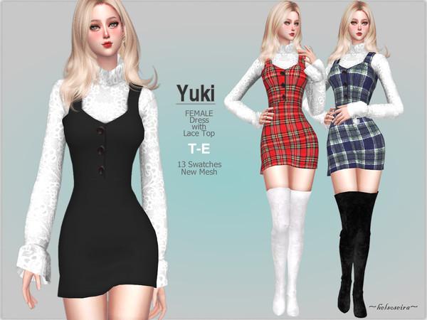 [The Sims 4] แจกเสื้อผ้าจร้า 00342621