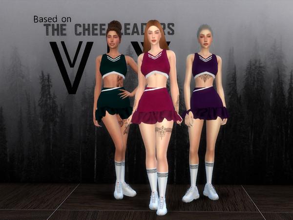 [The Sims 4] แจกเสื้อผ้าจร้า 00344549