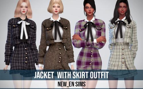 [The Sims 4] แจกเสื้อผ้าจร้า 00344551