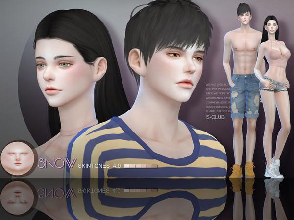 [The Sims 4] แจกเสื้อผ้าจร้า 00344553