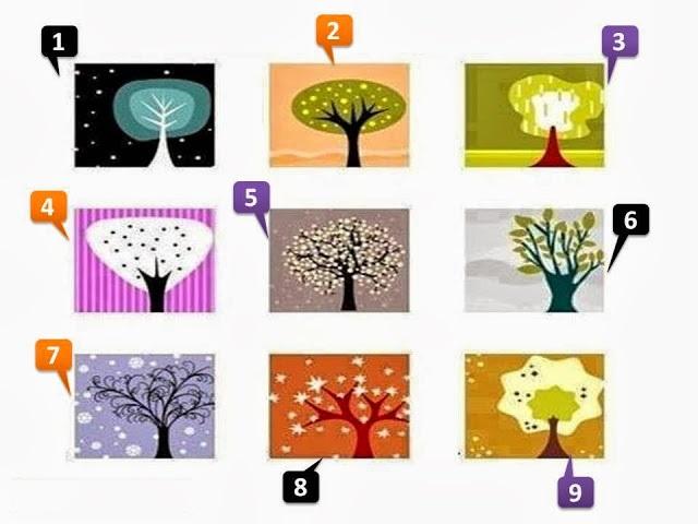 إختبار للشخصية: إختر شجرة وأعرف ماذا تقول عن شخصيتك Personality-Test