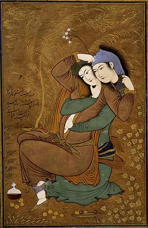 Rencontres entre l'Orient et l'Occident Amoureux