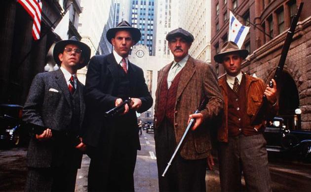 The Untouchables (1987,Brian De Palma) Untouchables