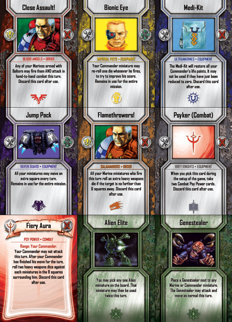 Joueur Space crusade Spacecrusaderedesignhom