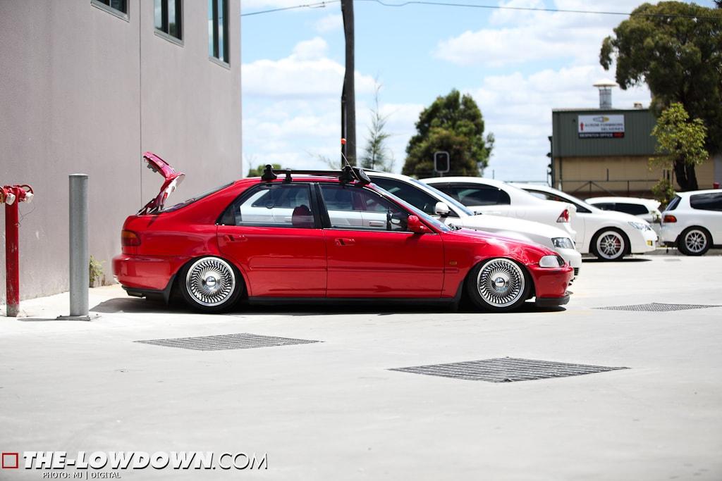 Oxer: New Honda Civic - Jessica IMG_68101