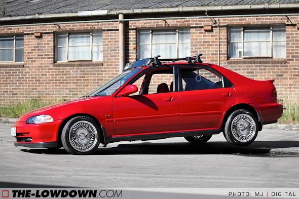 Oxer: New Honda Civic - Jessica IMG_7343