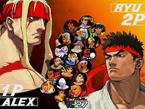 من أروع ألعاب PS1 لعبة Street Fighter Collection 2 بحجم 245 ميجا تحميل مباشر وعلى أكثر من سرفر Street-fighter-anniversary-collection-f