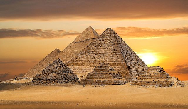 The Giza Pyramids – Unravelling The Mystery Pyramids-of-giza